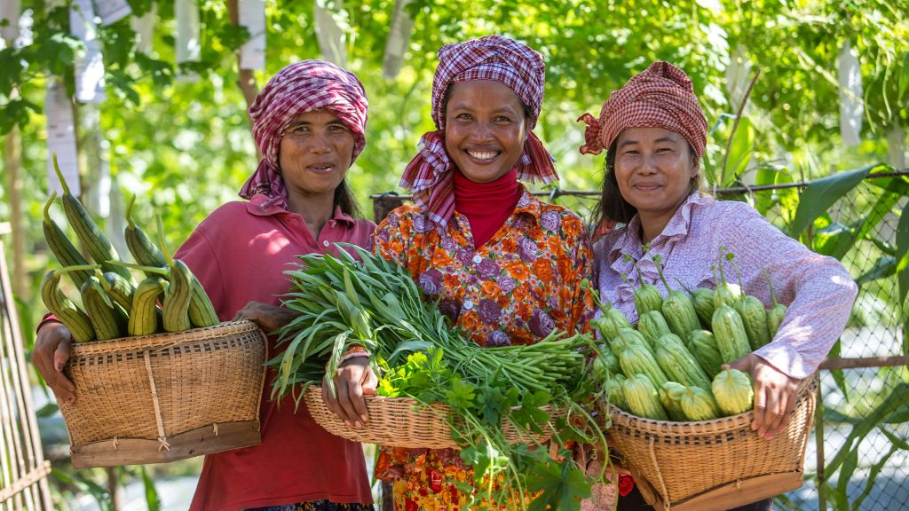 The focus will be on inclusiveness and impacting the small-scale farmers and micro and small agri-enterprises in GMS.