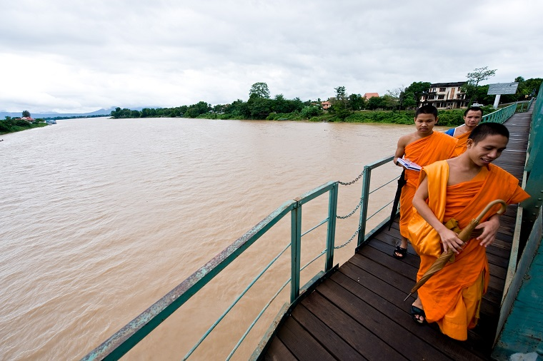 The Greater Mekong Subregion Program, which was established in 1992 to bring together the countries surrounding the Mekong River, has played a vital role in promoting cooperation. Photo: ADB.